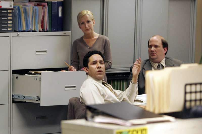 Accountants Photo on Dunder Mifflin Office Layout