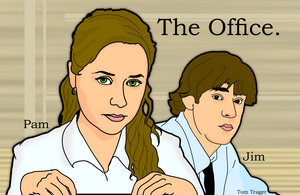 The Office অনুরাগী Art