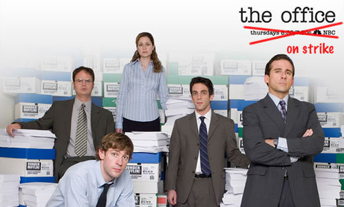 The Office On Strike