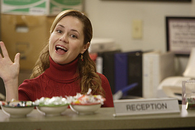 The Office Season 3 Photos