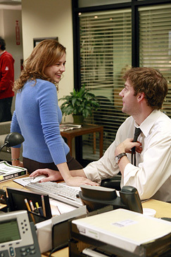 The Office Season 4 Pics
