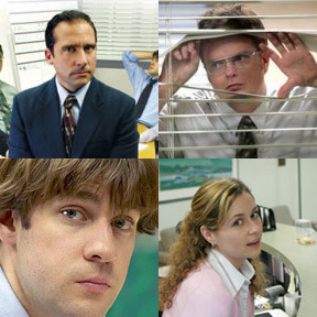 The Old Four Main Characters
