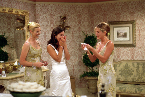 The One With After The Wedding