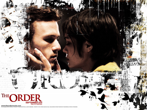 Heath Ledger wallpaper entitled The Order