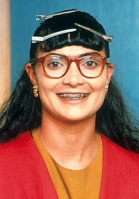The Original Ugly Betty