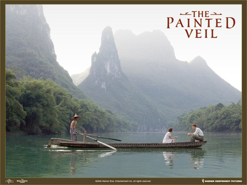 Edward Norton wallpaper titled The Painted Veil