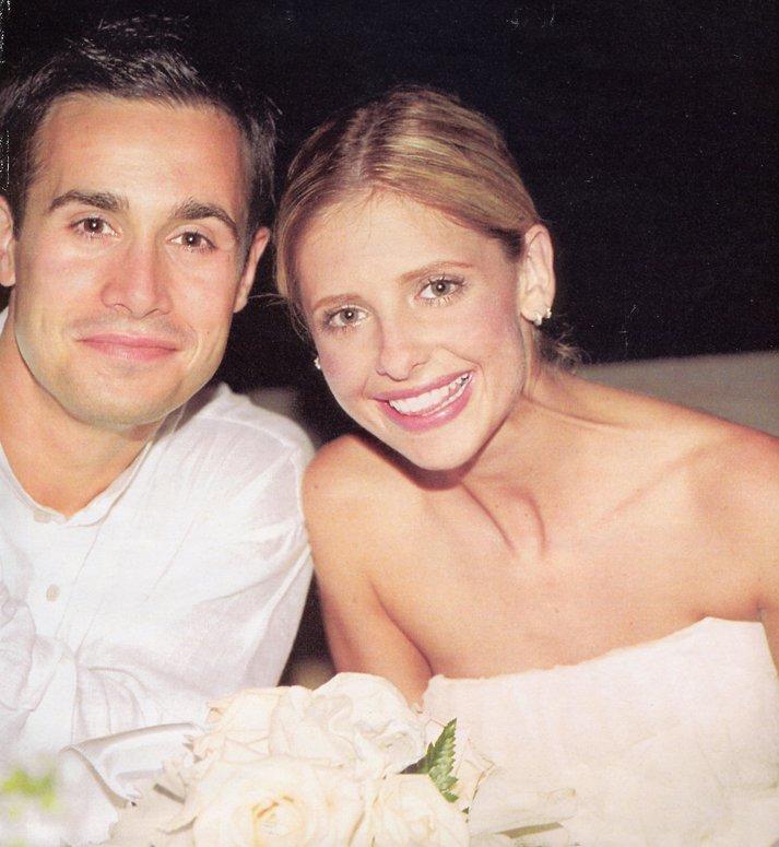 Freddie Prinze Jr Wedding Jr  The Perfect Wedding