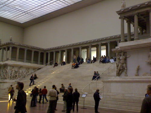 Ancient History wallpaper called The Pergamon Altar