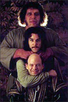 The Princess Bride Dudes