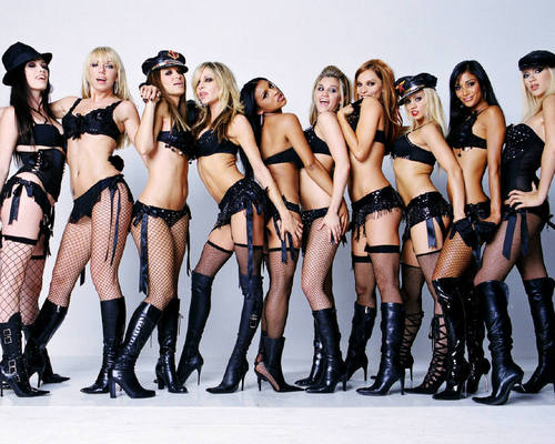 Les Pussycat poupées fond d'écran called The Pussycat poupées
