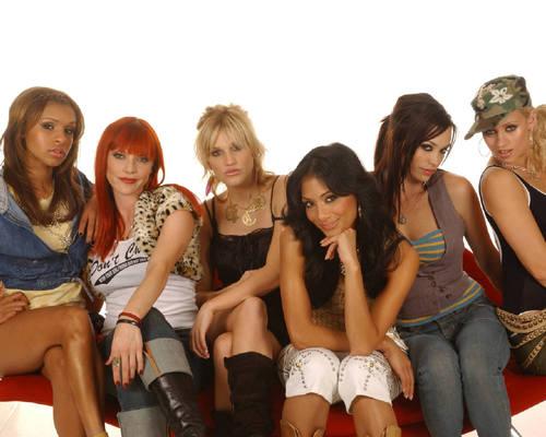 групповое девушек фото