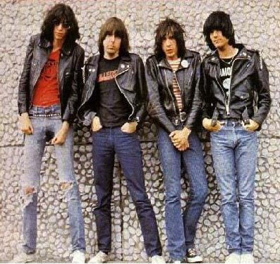 The Ramones wallpaper entitled The Ramones
