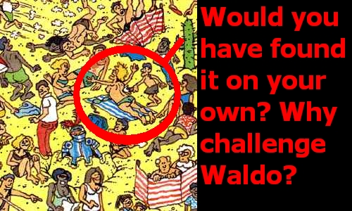 The Reason Waldo is Questioned