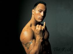The Rock one