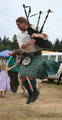 The Rogues - kilts photo