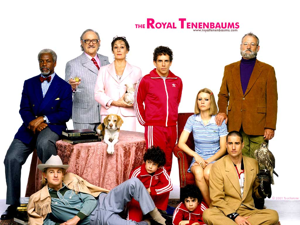 The Royal Tenenbaums - ben-stiller wallpaper