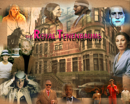 owen wilson wallpaper entitled The Royal Tenenbaums