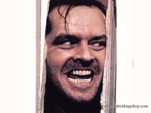 Stephen King wallpaper entitled The Shining