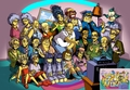 The Simpsons animê