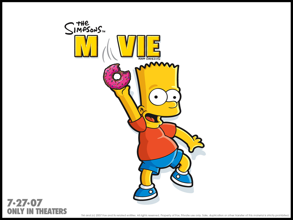 the simpsons movie the simpsons movie wallpaper 105941