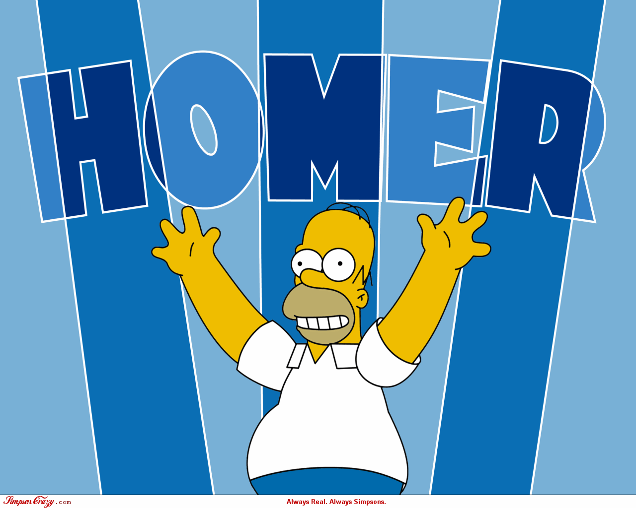 The Simpsons Обои