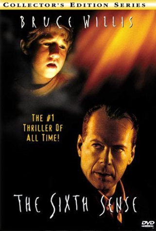 The Sixth Sense DVD Cover