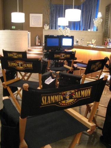 The Slammin' सैल्मन, सामन (BTS)