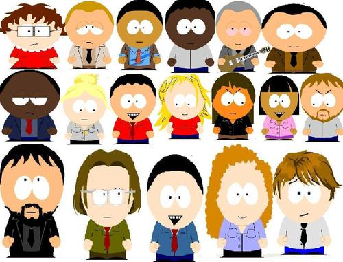 The South Park Office - the-office Photo