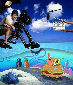 The SpongeBob Movie