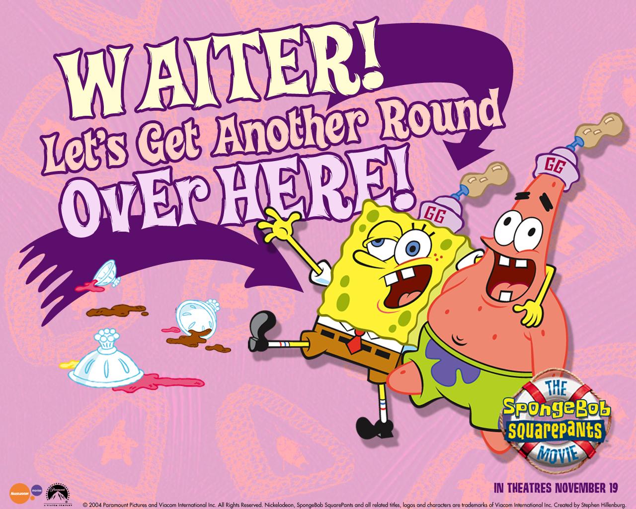 the spongebob squarepants