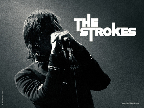 The strokes images the strokes wallpaper hd wallpaper and background the strokes wallpaper titled the strokes wallpaper thecheapjerseys Image collections