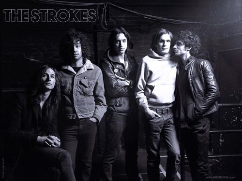 The strokes images the strokes wallpaper hd wallpaper and background the strokes wallpaper called the strokes wallpaper thecheapjerseys Image collections