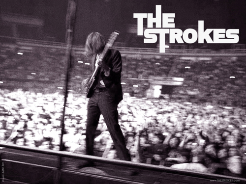 The Strokes 壁纸