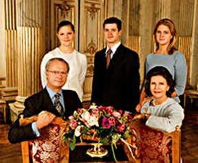 Sweden 바탕화면 called The Swedish Royal Family