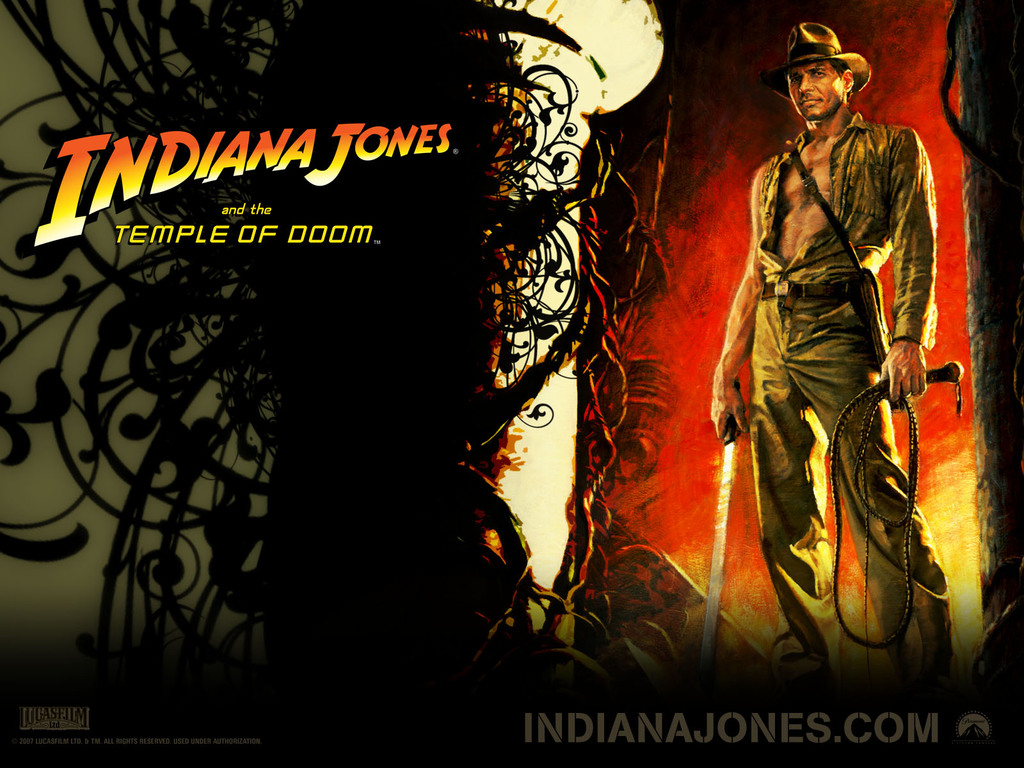 Lost Footage From Indiana Jones And The Temple Of Doom