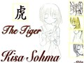 The Tiger - fruits-basket wallpaper