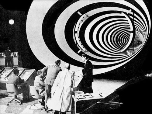 The 60's wallpaper called The Time Tunnel