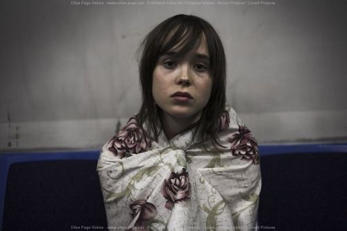 Ellen Page wallpaper called The Tracey Fragments