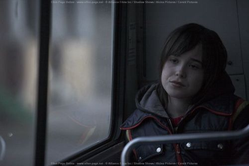 Ellen Page پیپر وال called The Tracey Fragments