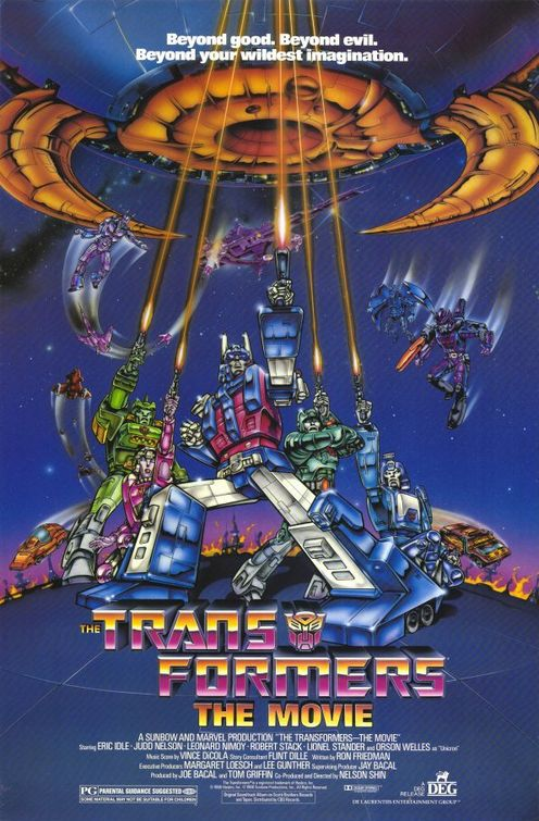 the transformers the movie 80s films photo 298608 fanpop