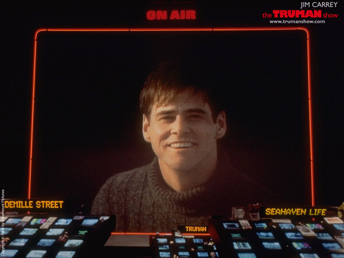 The Truman Show - jim-carrey Wallpaper