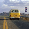 Little Miss Sunshine Foto titled The transporter, van
