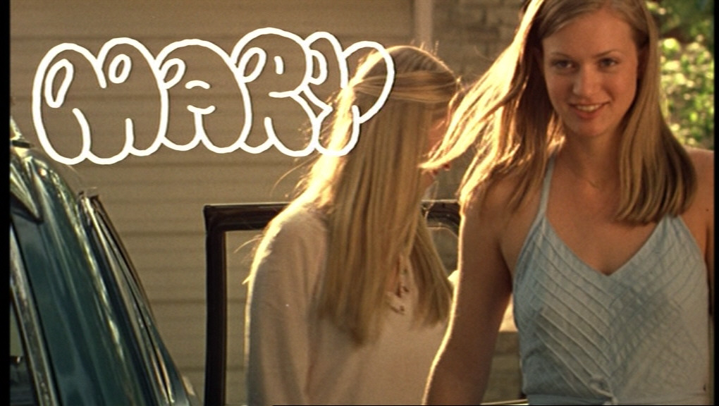 The Virgin Suicides Mary
