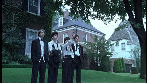 The Virgin Suicides wallpaper titled The boys