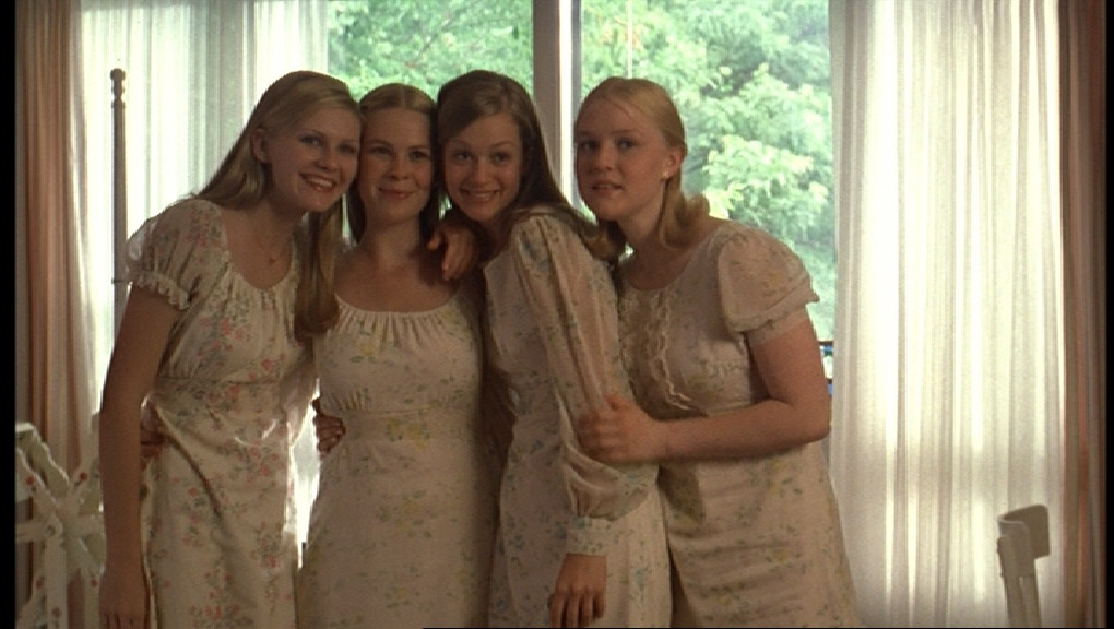 Lux, Mary, Bonnie & Therese - the-virgin-suicides photo