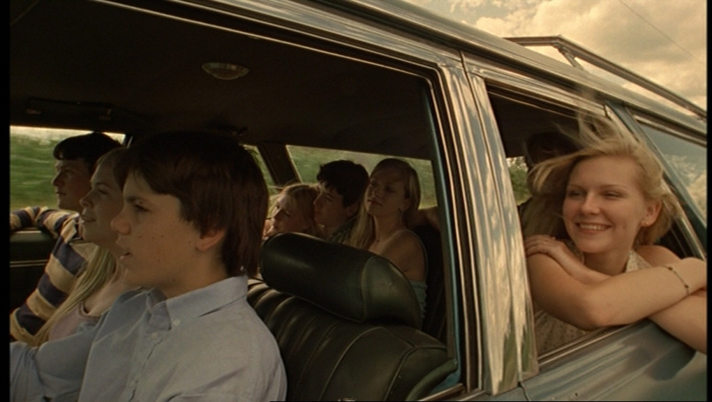 Lisbon Girls & the boys - the-virgin-suicides photo