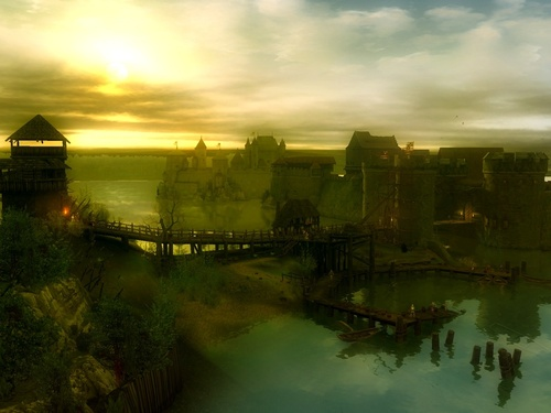 The Witcher pics
