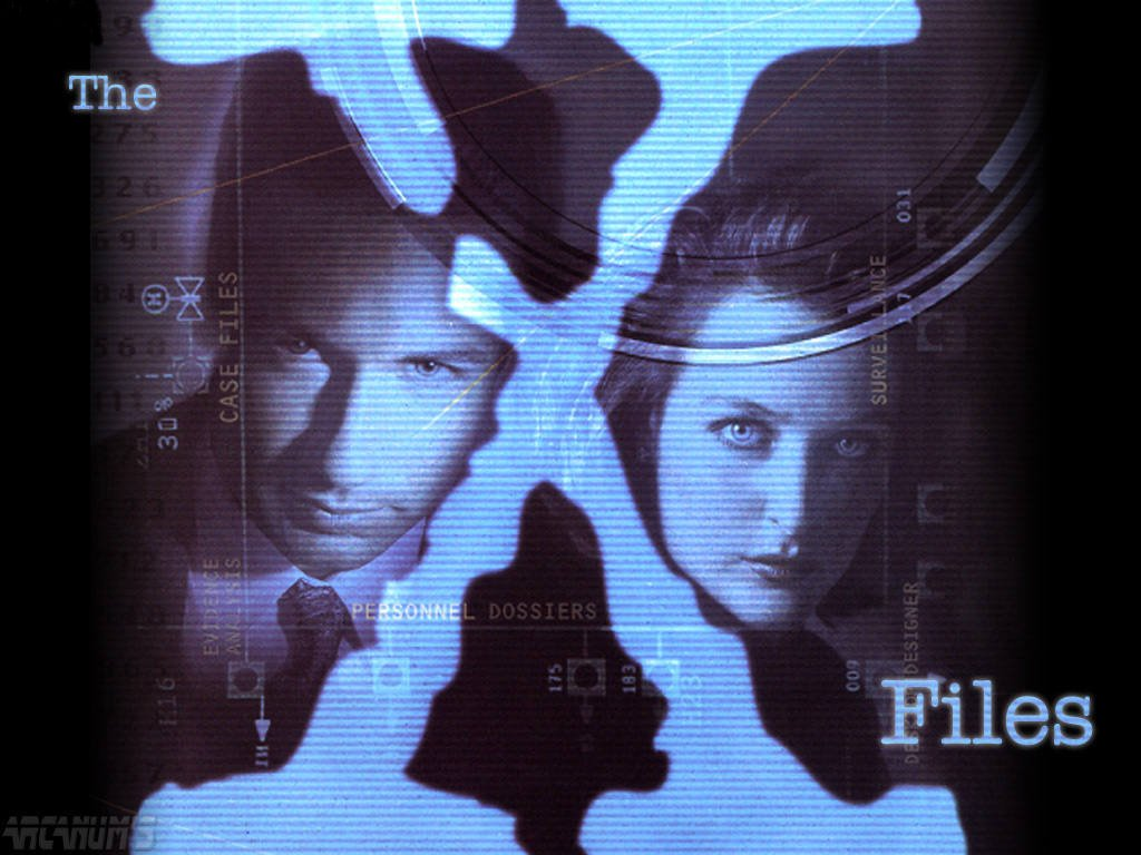 the x files the x files wallpaper 68040 fanpop