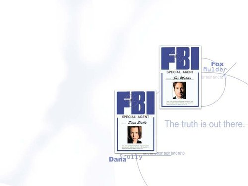 The X-Files wallpaper titled The X-Files