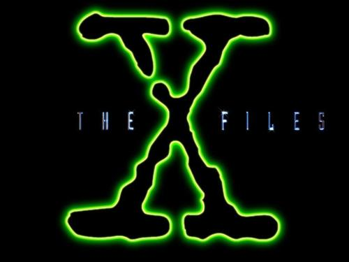 The X-Files fond d'écran entitled The X-Files